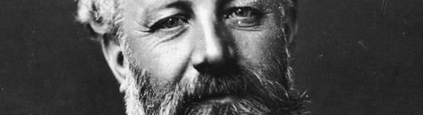 Jules Verne par Felix Nadar